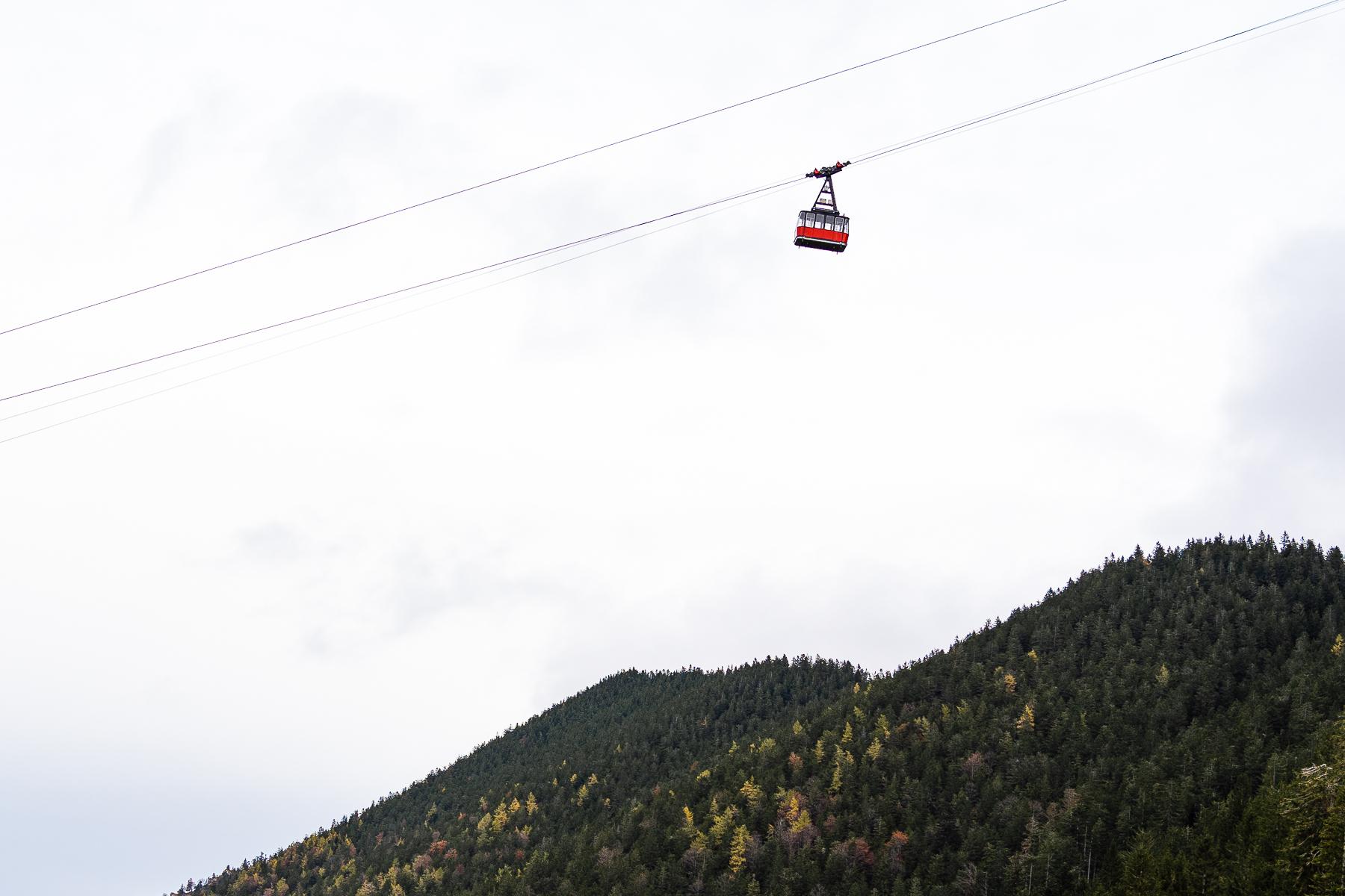 Bergbahnen im Mangfallgebirge