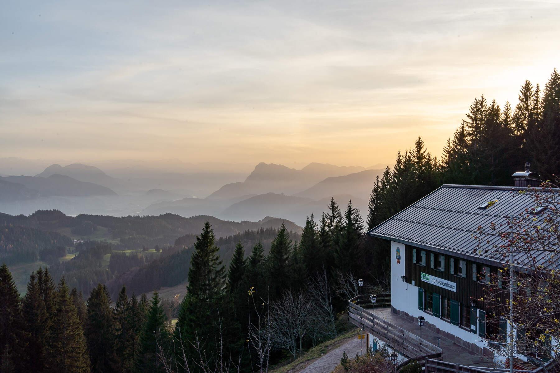 Spitzstein-Wanderung